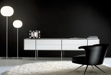 Minimal and sleek-lined - Inspirations selected by Elementi