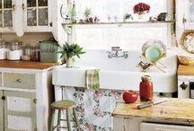 *Dreamy house* / Home decor, furniture, colour schemes, themes etc.