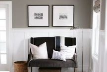 Interior Painting / Interior painting photographs to aid you in choosing a color scheme for your next project!
