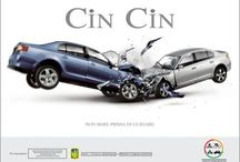No Drunk Driving Campaign / Pins and pictures all over the world against accidents caused by drunk drivers.