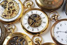 Steampunk and clockwork