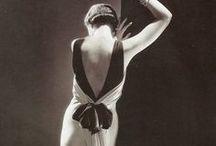1930's - fashion..