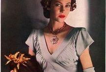 1940's - fashion..