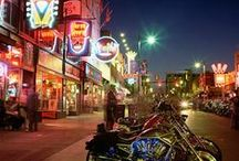 Memphis,Nashville,Tennesse / by nathalie giroux