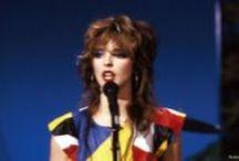Neue Deutsche Welle / Die Neue Deutsche Welle (NDW)  New Wave , 1980er , Pop  , Musik , Stars , TV , Kino ,  / by ☆Einmal 80er und zurück☆