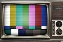Retro TV  ☮ / by ☆☆☆Oliver Sturm☆☆☆