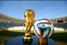 WM 2014 in Brasilien / by Oliver Sturm