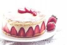 gâteau * / 美味しそうなお菓子 食べてみたいお菓子 作ってみたいお菓子