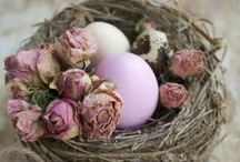 Shabby Easter ~ Inspiration