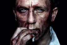 Daniel Craig и его великолепные глаза / 007 и просто очаровательный человек