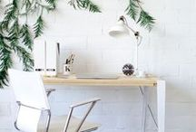 Home Office / Create a space you love. Why settle for anything less?