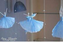 Festa a tema: Ballerina / Per le nostre principesse in tutù ... Tante idee per un compleanno da ricordare.