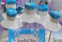 Festa a tema: Frozen