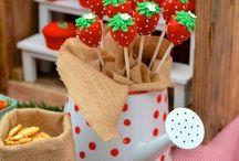 Festa a tema: Strawberry