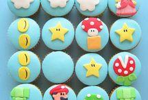 Festa a tema: Super Mario / Super Mario Bros! Tra i bambini e anche tra i più  cresciutelli farà sicuramente colpo!