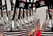 Festa a tema: Pirati / Arrrrr! Una simpatica festa a tema... PIRATI!