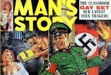 PULP COVER TERCER REICH / Cover de Revistas Pulp relacionadas con el Tercer Reich