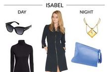 Day to Night: Isabel / Kim and Proper shares the best dresses for day to night transitions. Whether you're headed from a meeting to grab a drink with a girlfriend or an exclusive art opening, we've accessorized our dresses to suit any occasion. Visit www.kimandproper.com to shop the look!
