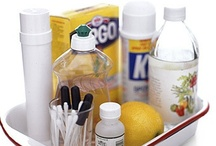 Cleaning Tips & Other Cleverness / Mostly household tips & tricks.  Some other randomness, too. / by Meg Baisden