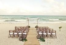 Beach Wedding + Party / by Meg Baisden