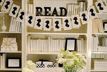 Bookworm Party / by Meg Baisden