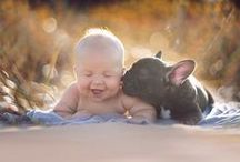 Aww! / Cute animals, babies, and feel-good news that will melt your heart or at least make your day.