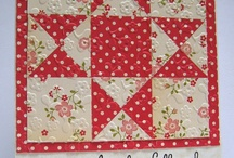 Quilt cards / by Carol Feige