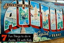 Fun Things to Do in Central Texas / Museums, Parks, Events, Restaurants, Tips and more in Central Texas.  Pins go to actual links.  @rwethereyetmom to be added #CentralTX #Texas #Travel #Austin  / by Rebecca Darling
