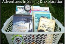 Adventure Box Ideas / Theme ideas for units of study suited to your student's interest in a topic. Find ideas, resources, and activities for your Adventure Boxes.