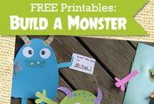 Free Printables / by Reecea of Fresh Juniper