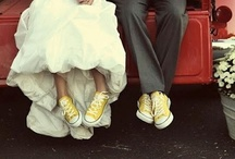 It's ok to have a wedding board when you're not even dating, right? / by Jessica Bricker