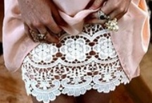 Lace / by Holly Fynn