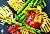 Recipes: From the garden / Vegetable dishes/sides / by Panagiota Koutsoulis