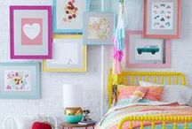 Kid's Room Art Inspiration / by Gallery Direct (Art + Design)