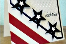 Cards: Fourth of July and patriotic / by Carol Feige