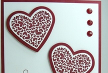 Cards: Valentines and love / by Carol Feige