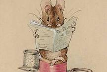 Beatrix Potter / by Helen Hughes
