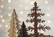 Christmas trees / by Laurie Hanson
