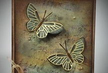 Cards with butterflies / by Carol Feige