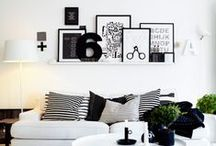 Living Room Art Inspiration / by Gallery Direct (Art + Design)