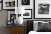 Bedroom Art Inspiration / Our favorite art-filled bedrooms / by Gallery Direct (Art + Design)