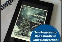 eReader homeschooling
