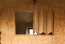 Huis - Plywood / by Miss Stik