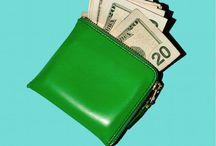 $$ Saving $$ / Live with less. / by Patti Muma