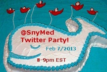 ~OVER~SnyMed Blog Twitter Party! 104 PRIZES! CAN/US~