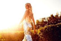 WEDDING DRESS / by Be Well with Arielle