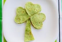 st. patrick's day / All things for St. Patrick's Day. This board includes recipes, decorations, crafts, games, ideas for kids' and more to celebrate this day-o-luck.