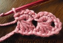 Crochet Patterns and Tips / by Jackie Johnson