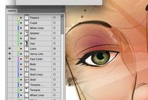 Adobe Software(s) Tips and Tutorials