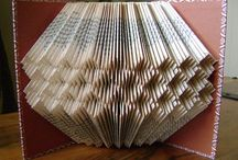 Book page folding / by Laurie Hanson